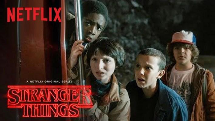 Netflix'te en çok izlenen diziler