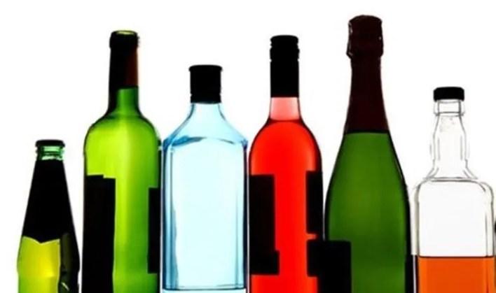 İçkilerin Alkol Oranları