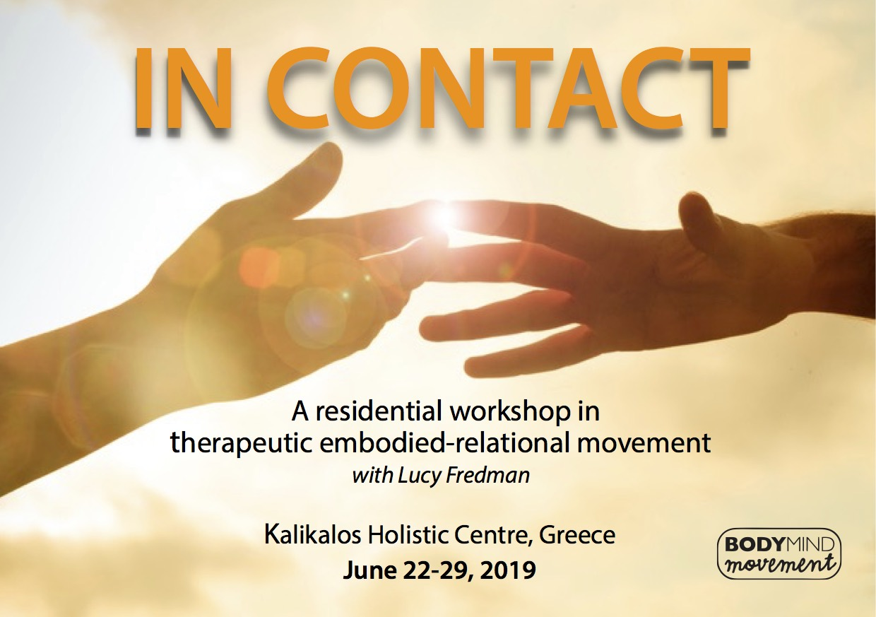 In Contact: Embodied-Relational Movement Workshop