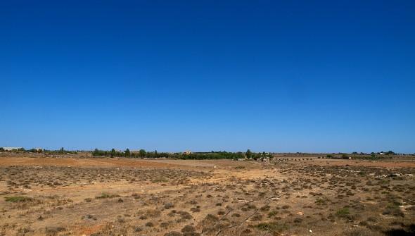 Det var bare å nyte det vakre kypriotiske landskapet.