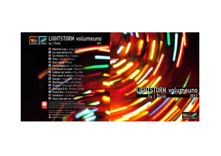 LIGHTSTORM Volume Uno: il meglio della musica emergente italiana