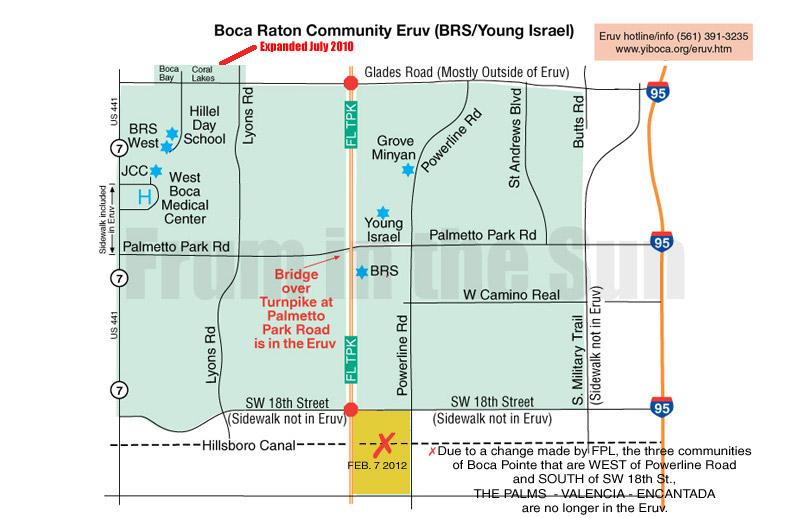 Boca Raton Fl Zip Code Map