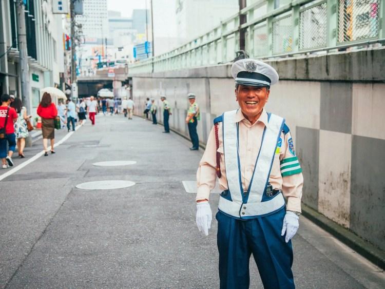 Japanse cultuur: respect