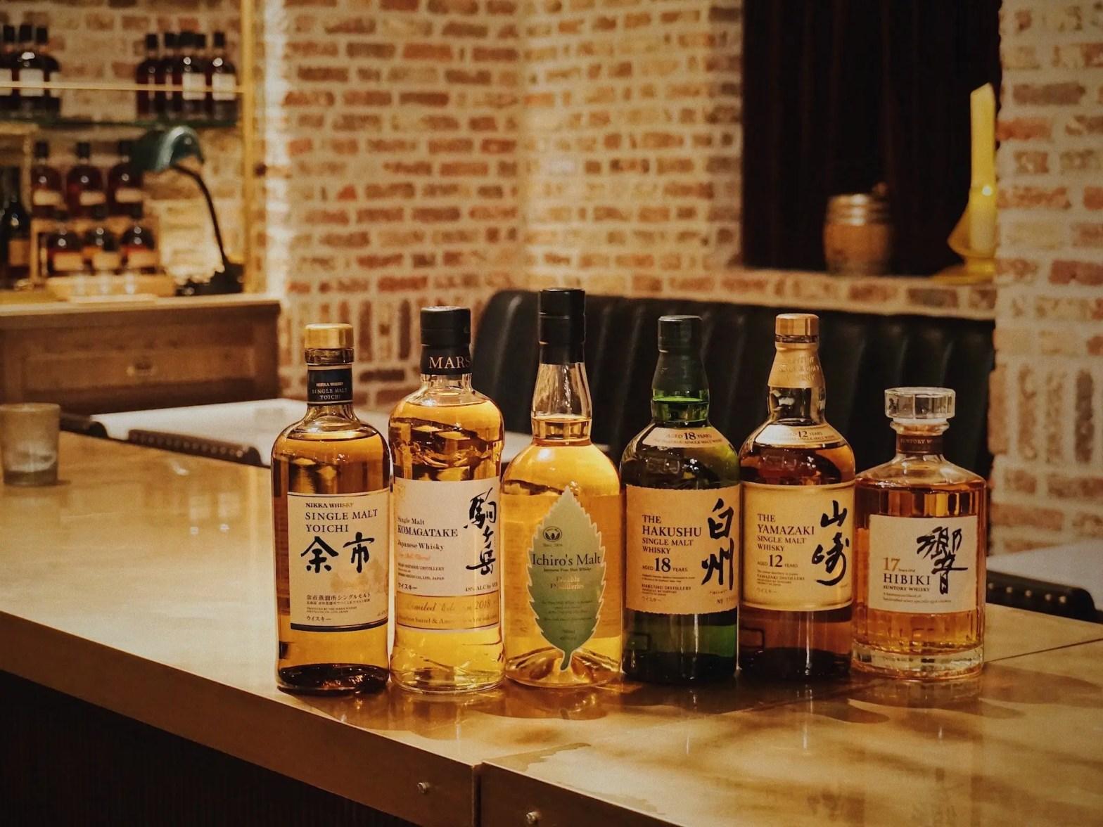 Japanse whisky, de beste whisky ter wereld