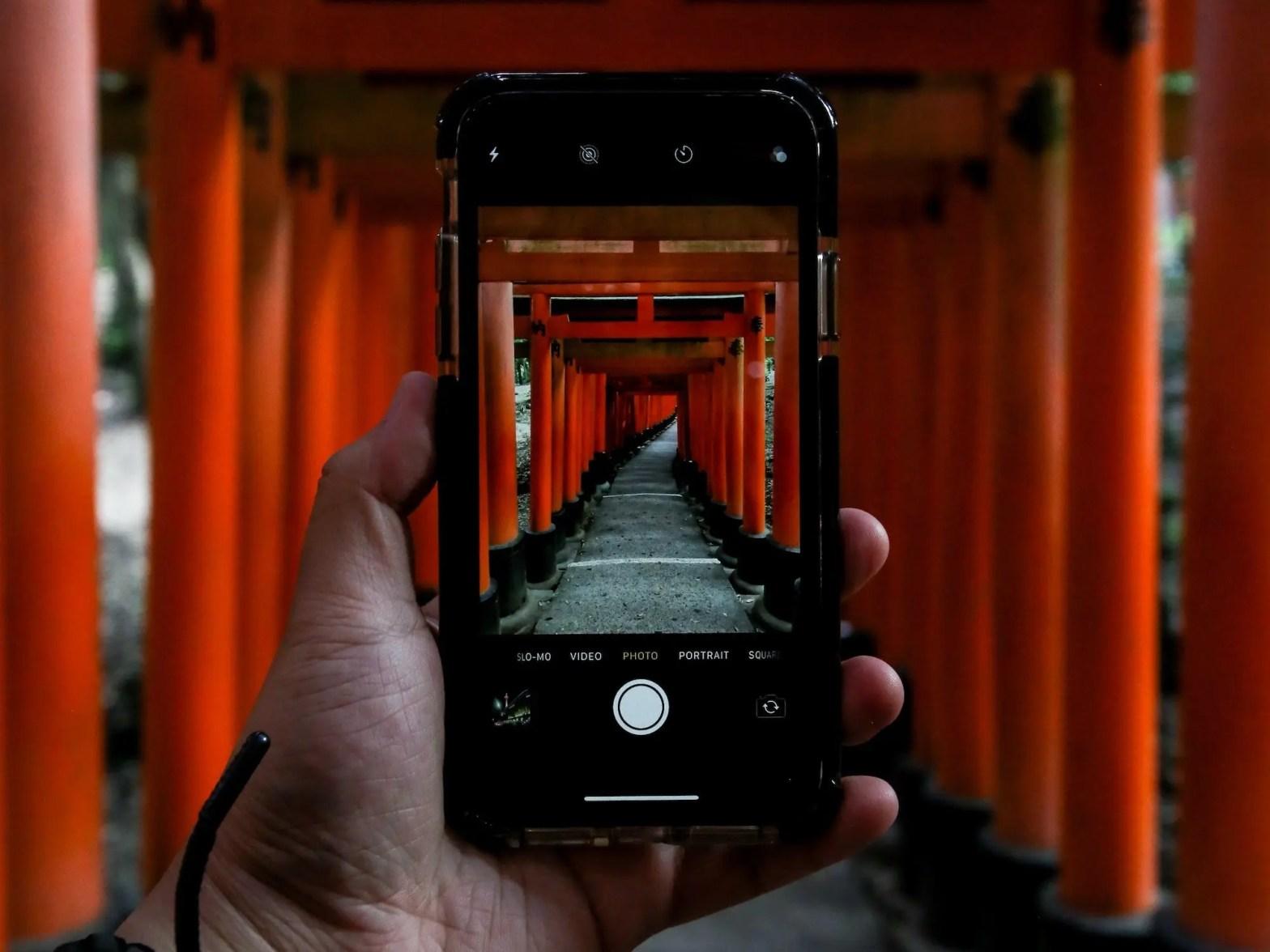5 meest gefotografeerde locaties in Japan