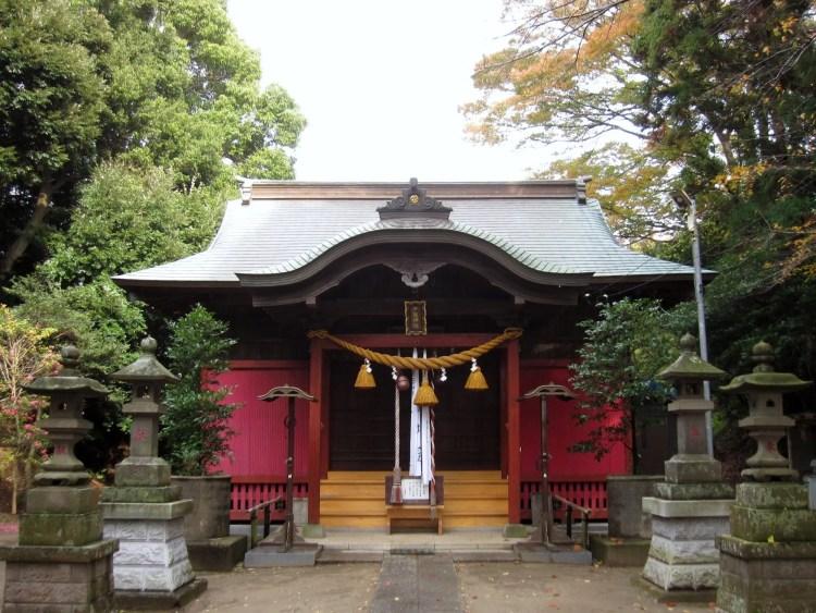 Togakoshi Jinja
