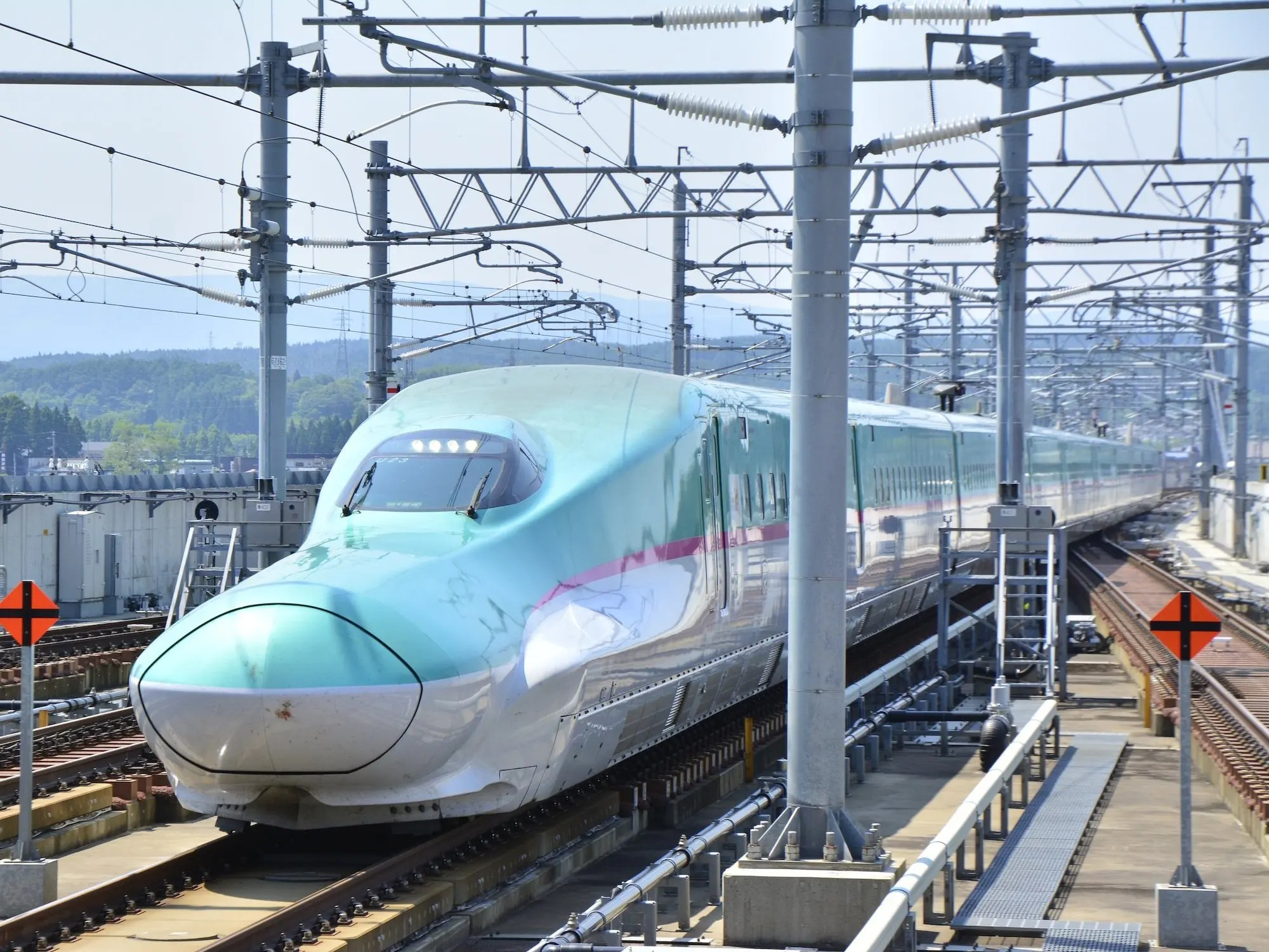 Shinkansen E5-series