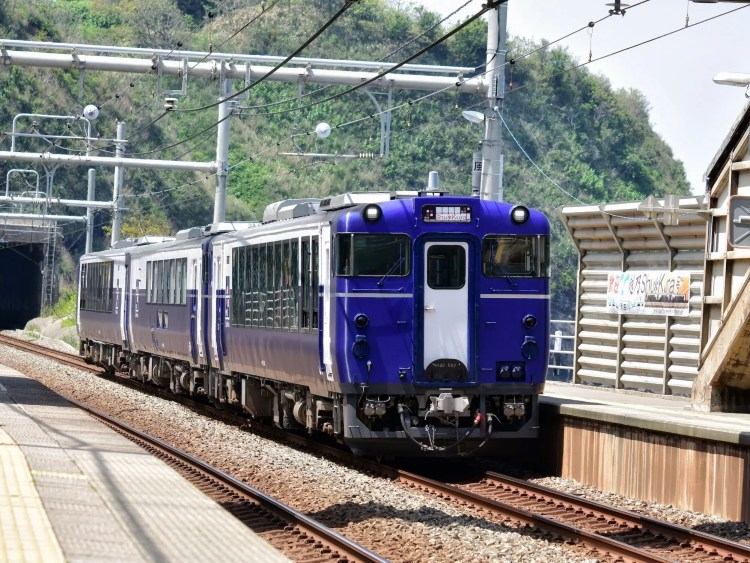 Reizen per trein