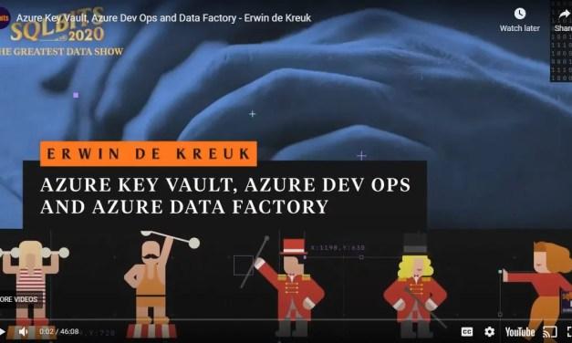 SQLBits 2020(Video)