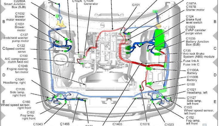 Category  Ford Car Sensors And Wiring Diagram
