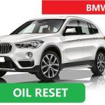 2009 2019 Bmw X1 Oil Reset