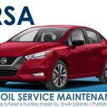 How To Reset Nissan Versa Maintenance Indicator Reset