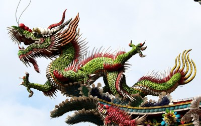 Dragons in Mythology Part Three