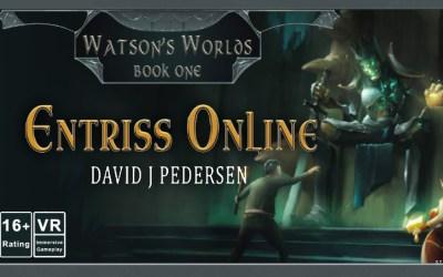 Book Review: Entriss Online by David J. Pedersen