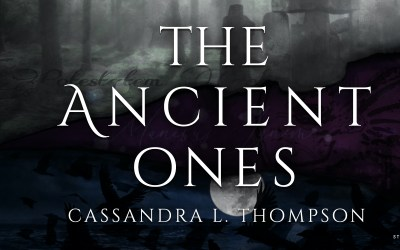 Book Excerpt: The Ancient Ones by Cassandra L. Thompson