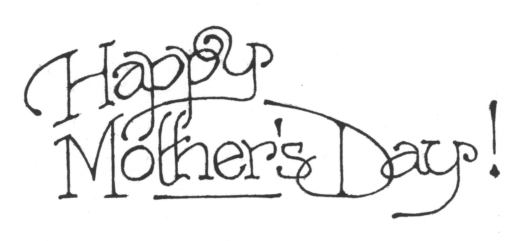 Eryq Happy Mother S Day B Mother S Day Card