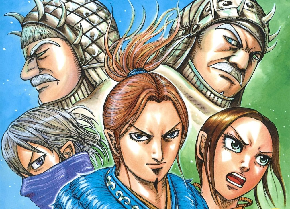 Japan Top Weekly Manga Ranking: November 18, 2019 ~ November 24, 2019
