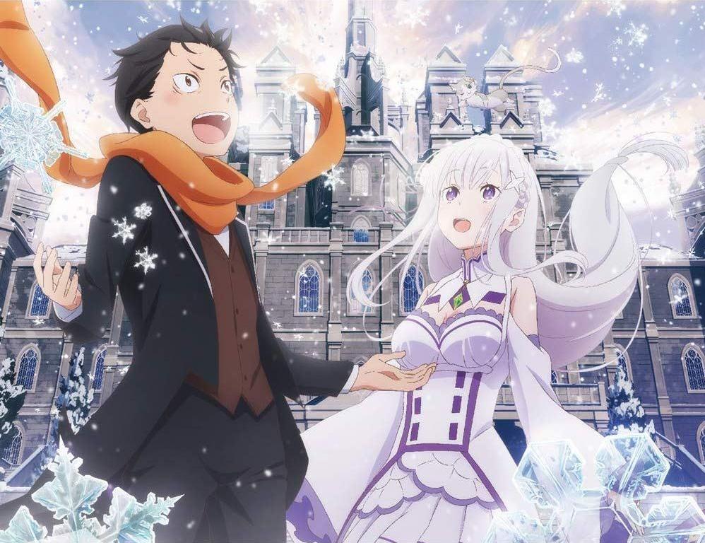 Re Zero kara Hajimeru Isekai Seikatsu - Memory Snow (2)