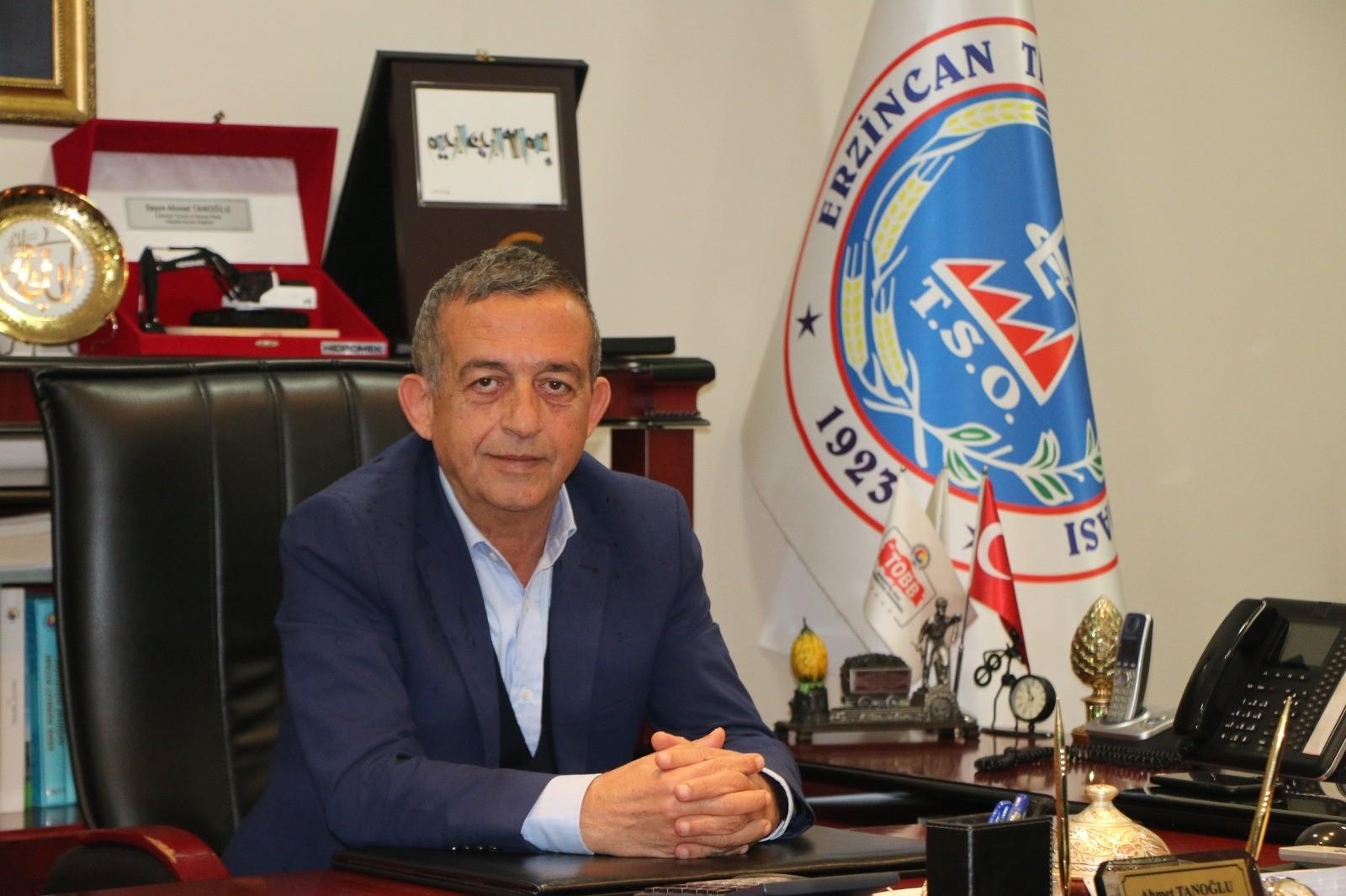 Erzincan TSO whatsapp iletişim hattı hizmete girdi