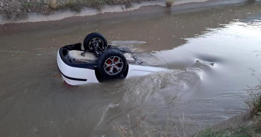 (Özel) Trafik kazası sonrası can pazarı