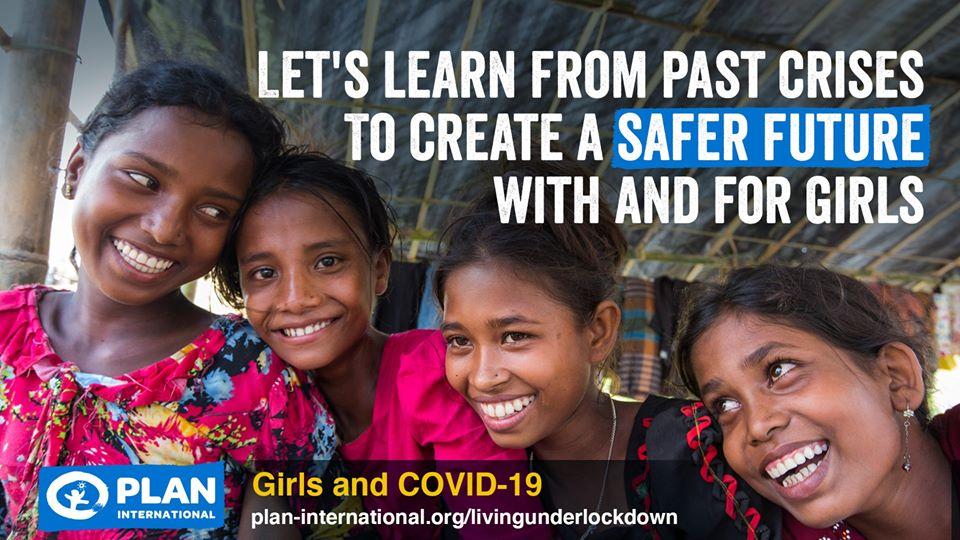 Lobby in coronatijd - veilige toekomst voor vrouwen en meisjes wereldwijd
