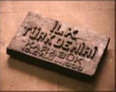 İlk Türk Demiri