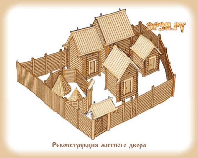 Житный дом в Рязани