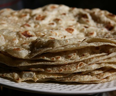 Tortilla zelf maken