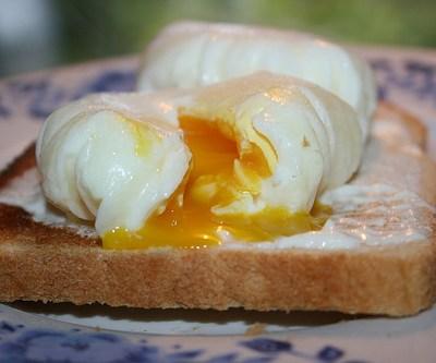 Eieren overschot