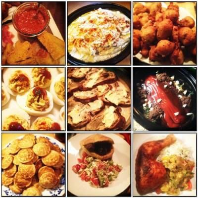 Wat aten wij week 1