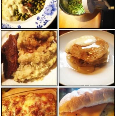 Wat aten wij week 4