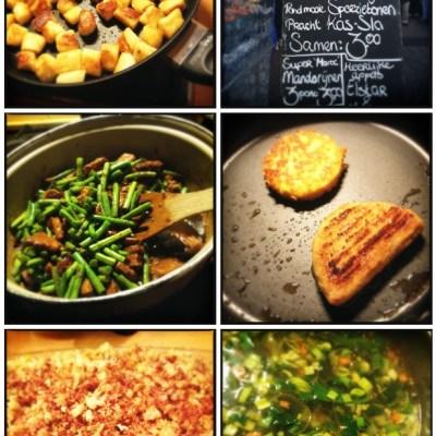 Wat aten wij week 3
