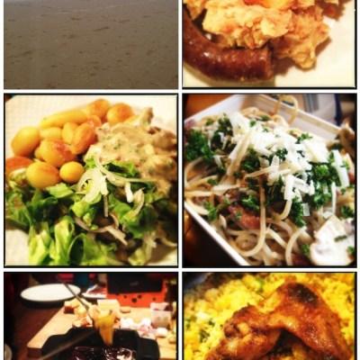 Wat aten wij week 6