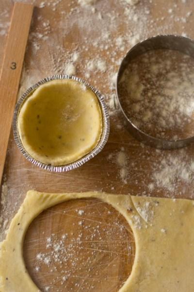 Hoe maak je hartig taart deeg?