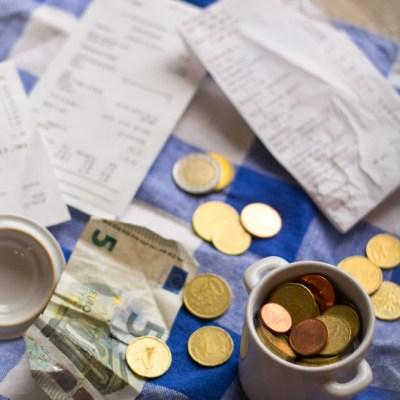 Wekelijkse roundup van de budgetchallenge