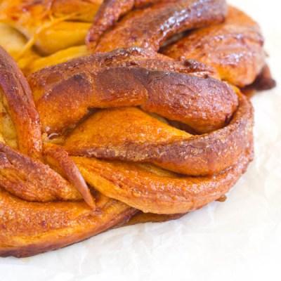 Recept kaneel vlecht brood