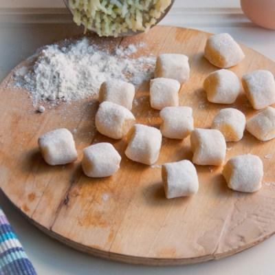 Recept Parmezaan gnocchi zelf maken