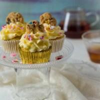 Cupcakes met Zwitserse botercrème recept