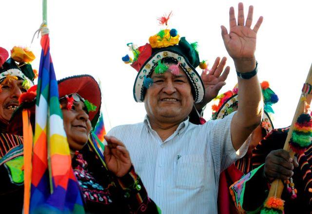 Gobierno boliviano acusa a Evo Morales de alentar protestas en ...