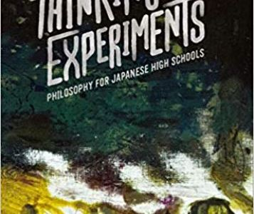Thinking Experiments is a book for Japanese educators!!