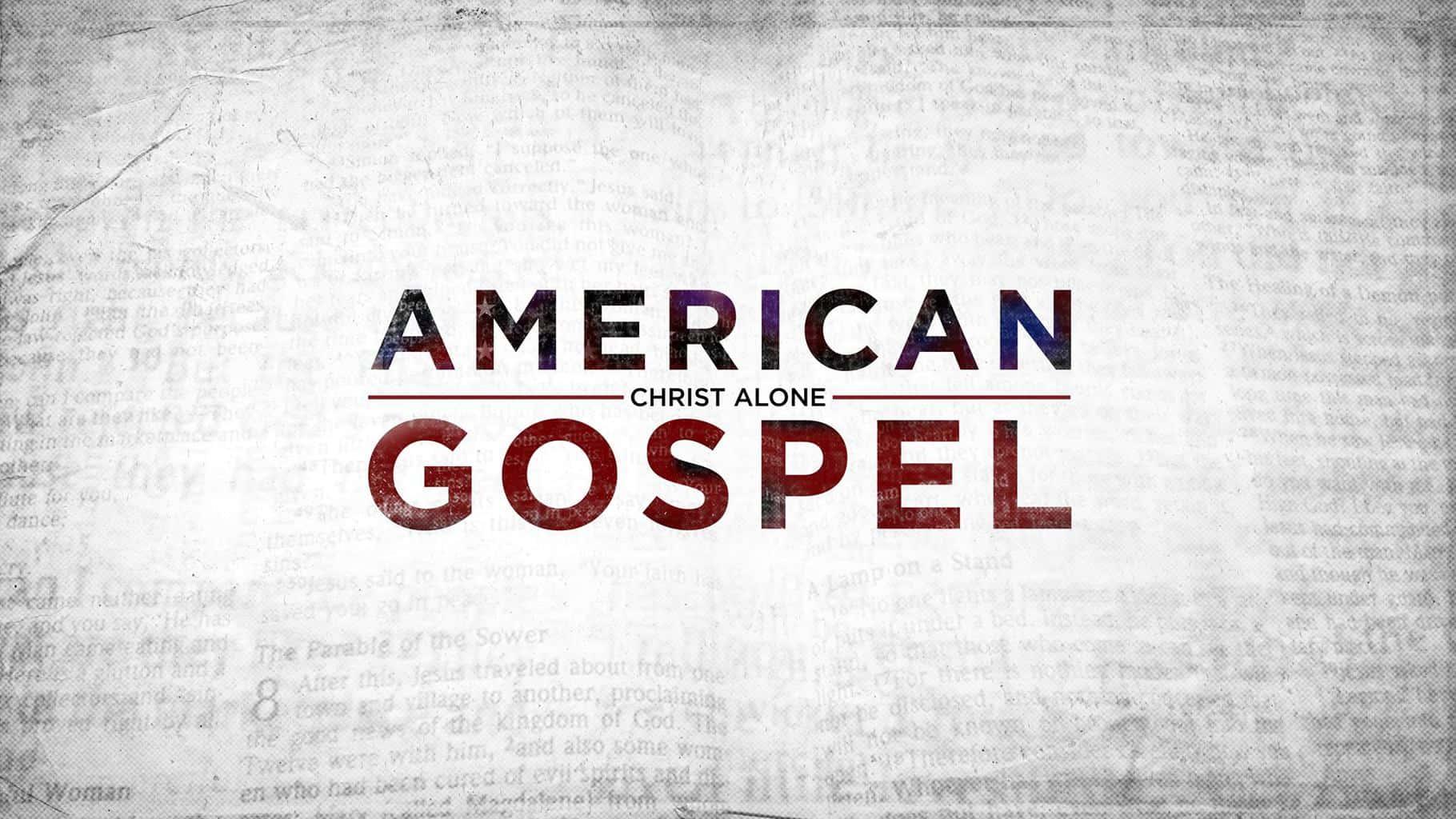 Una forma de usar el documental «American Gospel» [Evangelio americano] en tu iglesia