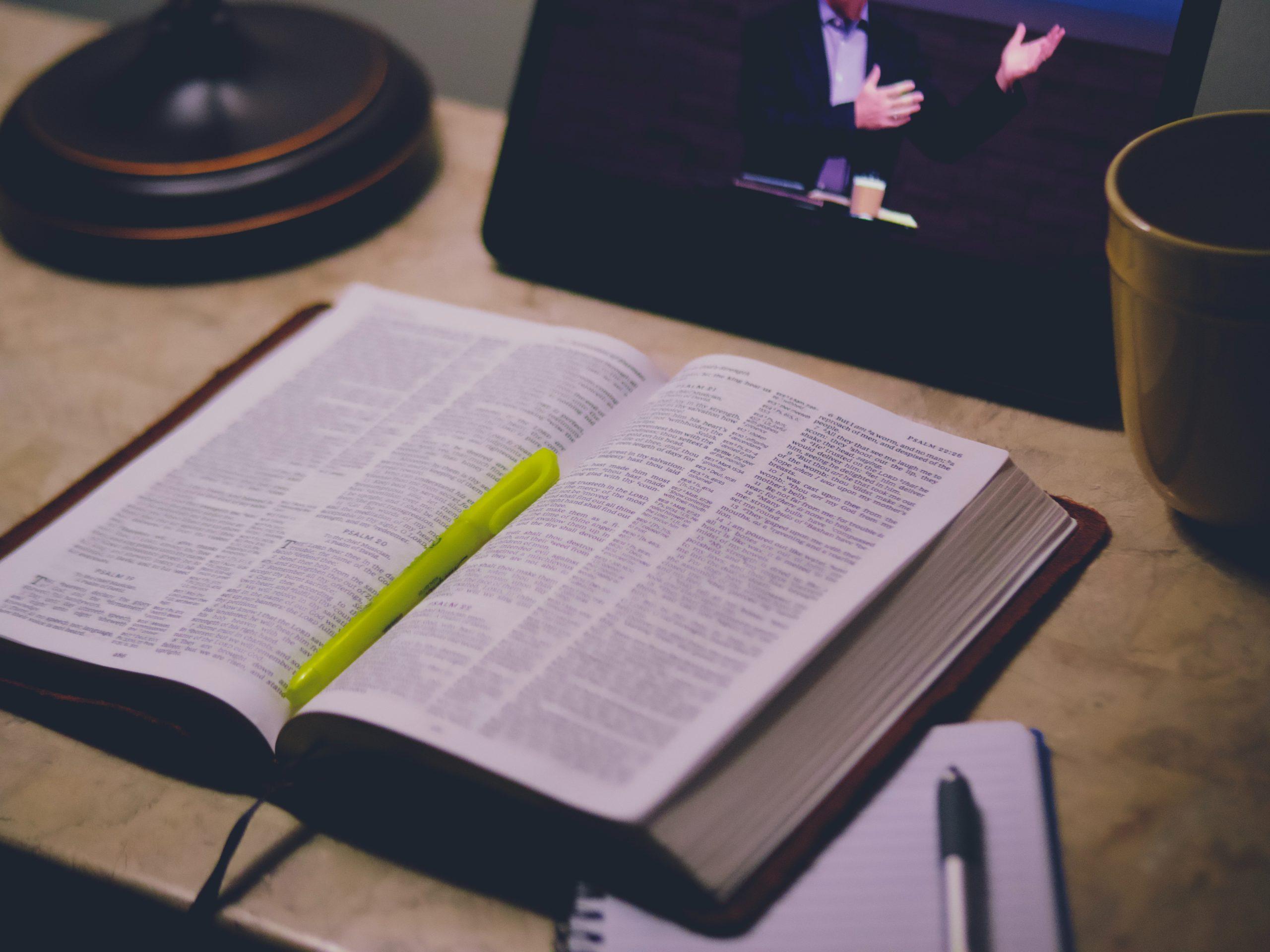 Cómo (no) predicar a los profetas del Antiguo Testamento