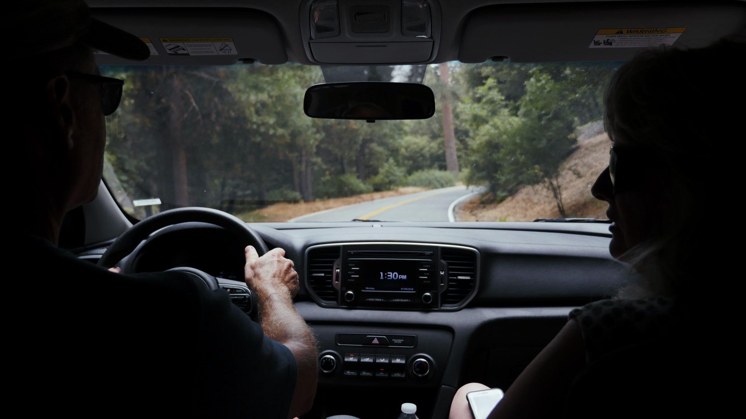 Qué hacer mientras conduces hacia la iglesia