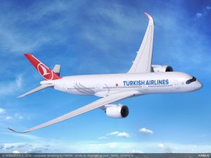 Airbus A350 900 Turkish Airlines