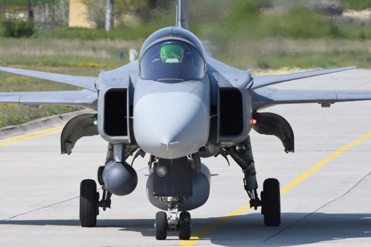 JAS-39 Gripen Aeronautica Militare Ungherese