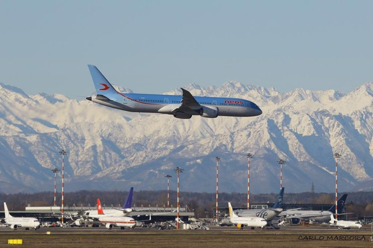 Boeing B-787 Dreamliner Neos