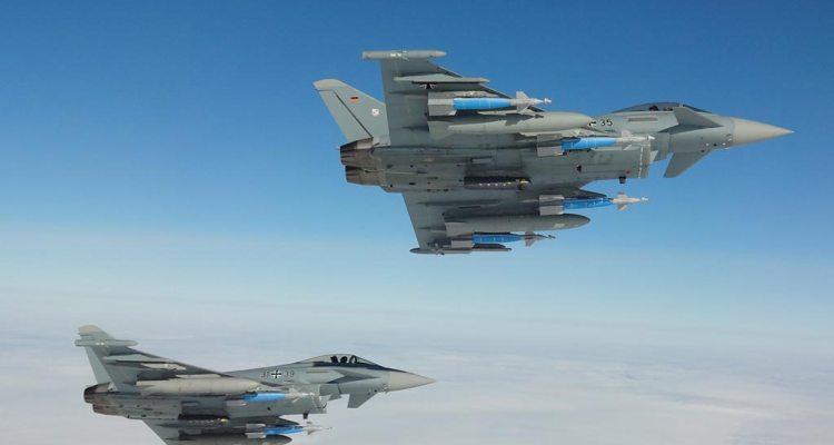 Eurofighter Typhoon alemanes