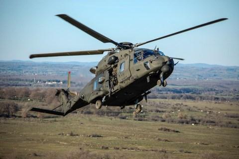 NH-90 Ejercito de Tierra italiano