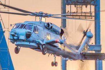 Sikorsky SH60B Seahawk Armada Española
