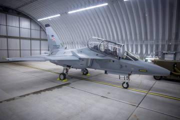 fuerza aérea polaca M-346